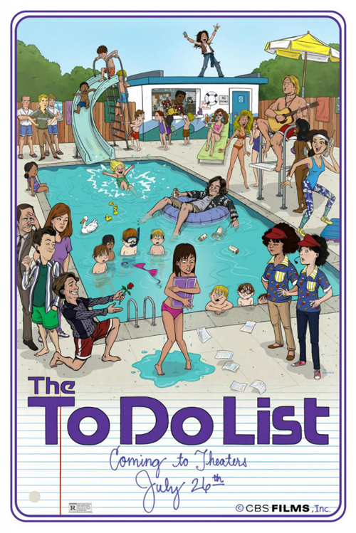 the to do list 1