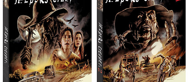 Jeepers Creepers + Jeepers Creepers 2 (Collector's Edition