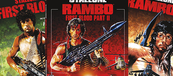 First Three Rambo Movies Now on 4K Ultra HD |