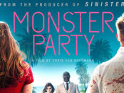 monster party 2018 dvd cover
